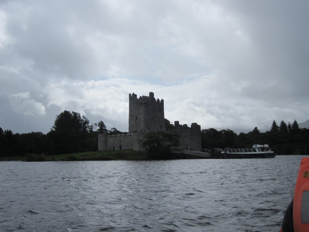 Ross Castle - Killarney N.P.