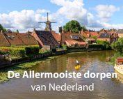 Allermooiste dorpen Nederland