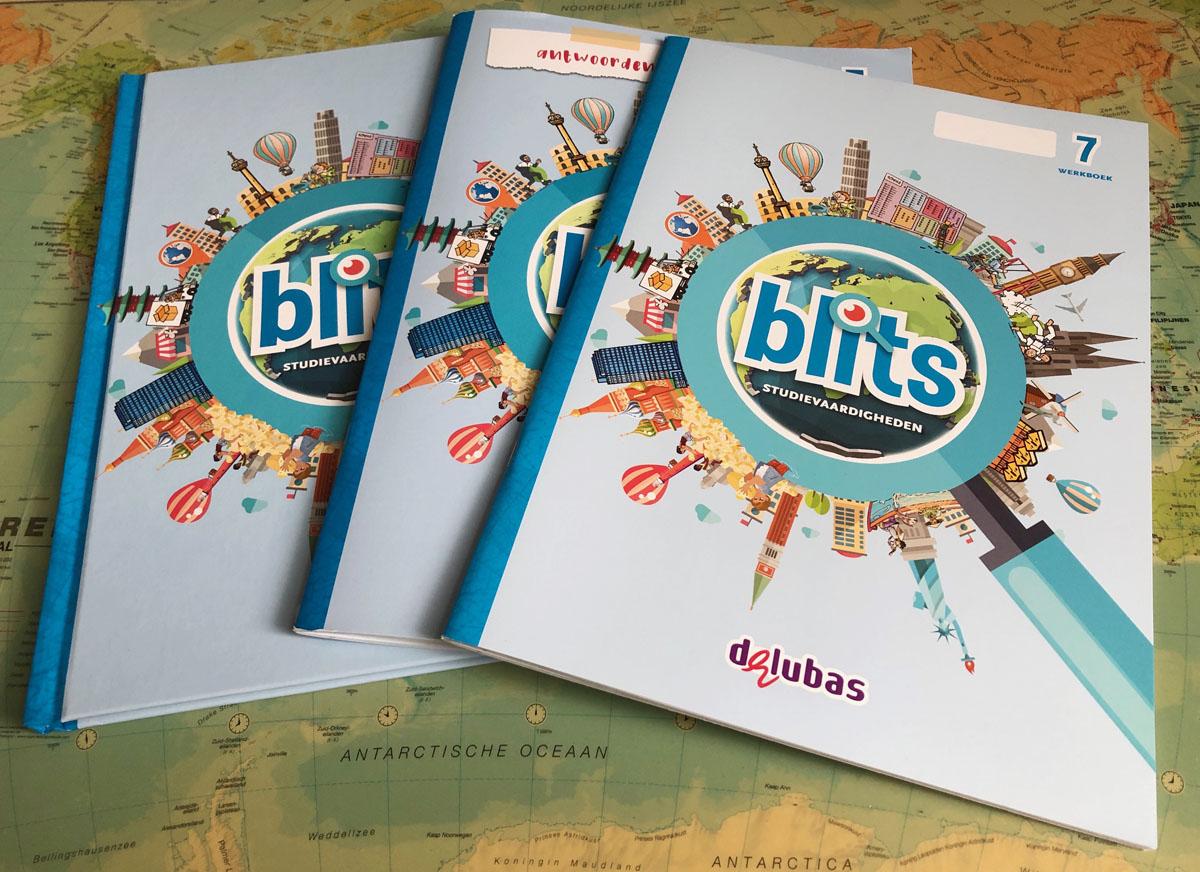 Uitgeverij Delubas, Blits