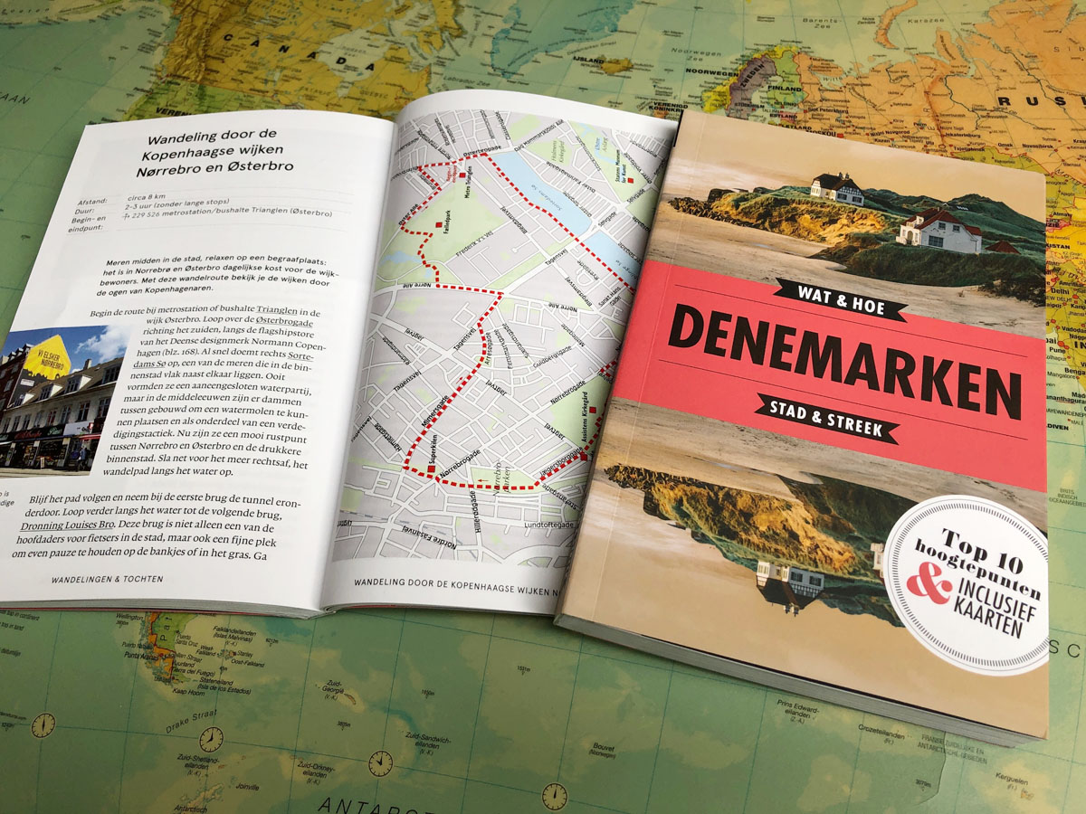 Denemarken, Kosmos Uitgevers