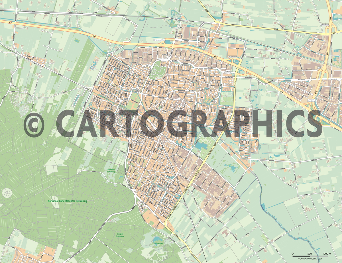 Veenendaal-Cartographics