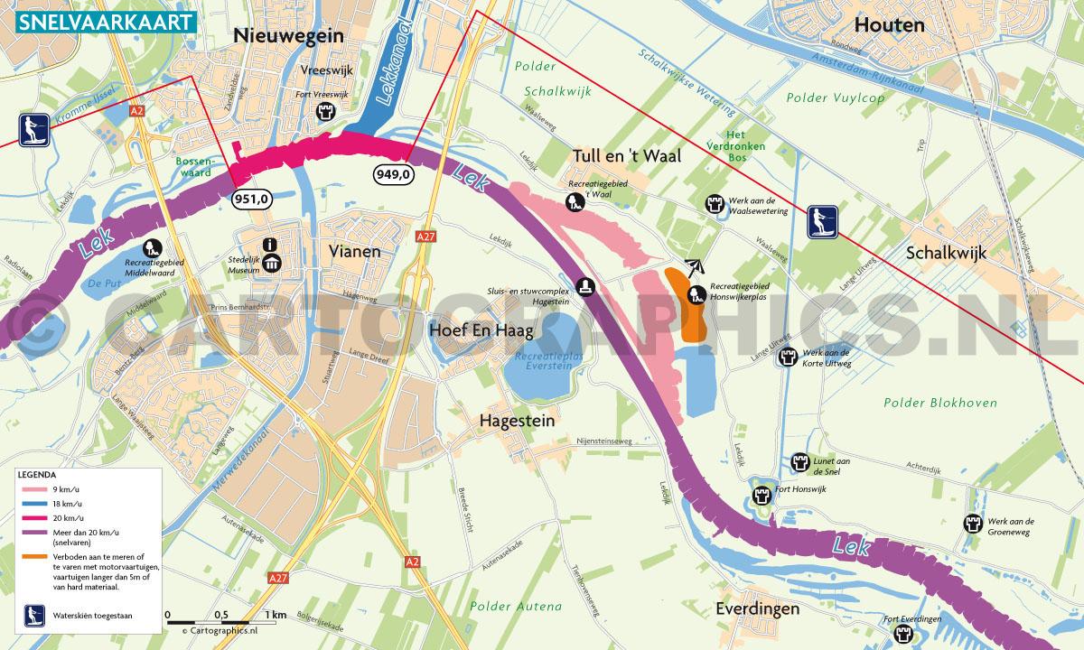 Regio Lekbrug Vianen en Honswijk