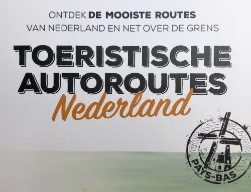 ANWB Toeristische Autoroutes Nederland